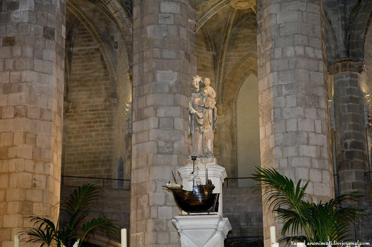 Церковь Санта-Мария-дель-Мар / Santa Maria del Mar