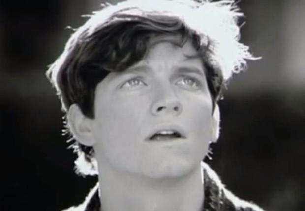 Актер Эрик Штольц в роли Марти Макфлая из фильма «Назад в будущее»