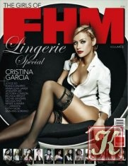 Книга The Girls of FHM – Lingerie Special Vol 5