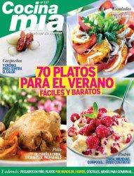 Журнал Cocina Mia - Julio/Agosto 2014