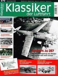 Журнал Klassiker der Luftfahrt 2012/03