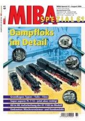 Журнал MIBA-Spezial №61