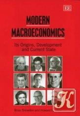 Книга Modern.Macroeconomics