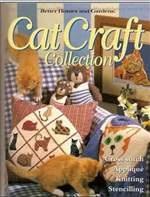 Книга Cat Craft Collection (Коллекция кошек ручной работы)