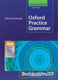 Книга Oxford Practice Grammar - Intermediate.