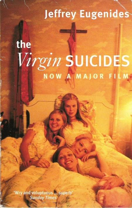 Книга « The Virgin Suicides »