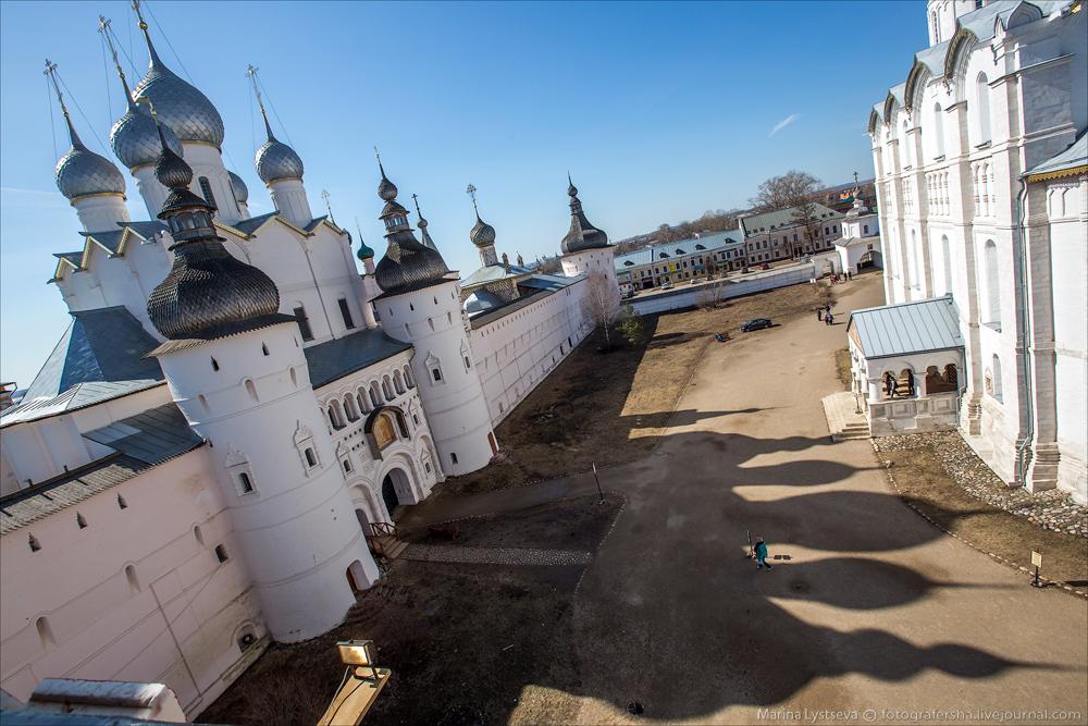 Ростов Великий и не очень