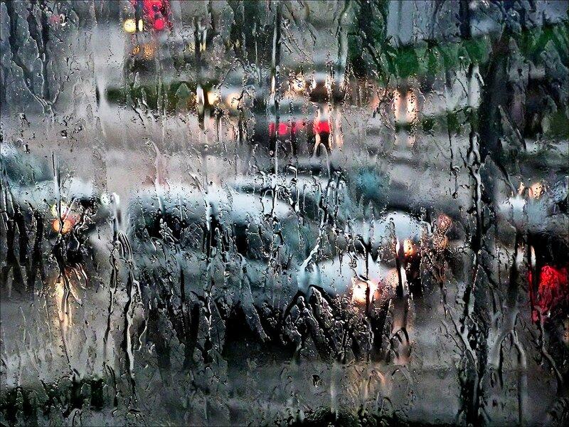 Вновь за окном идут дожди...