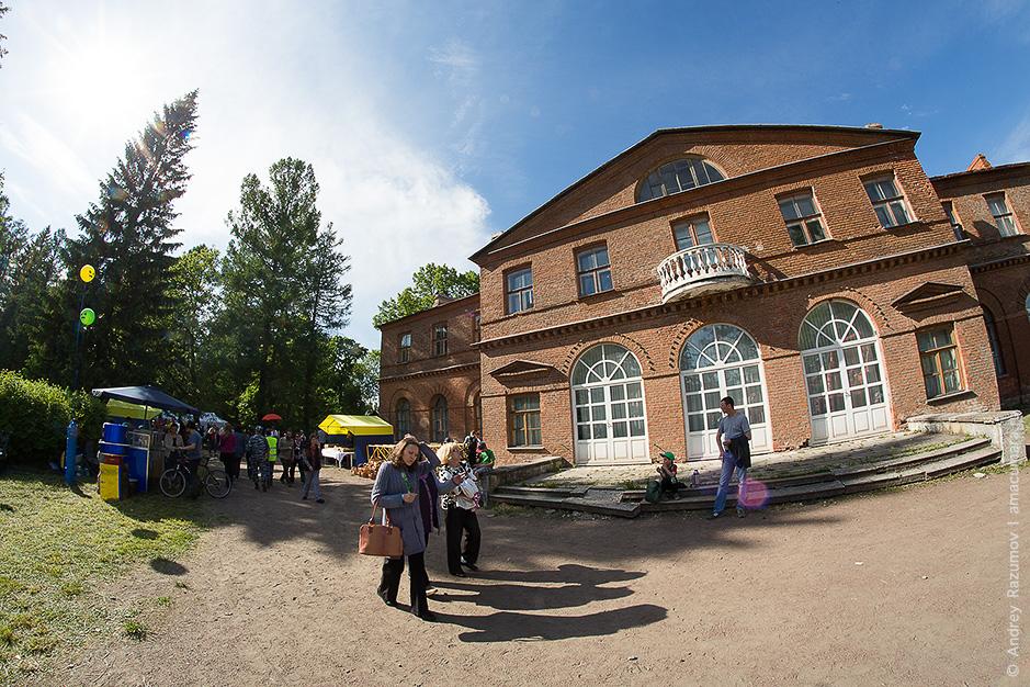 Музей усадьба Приютино
