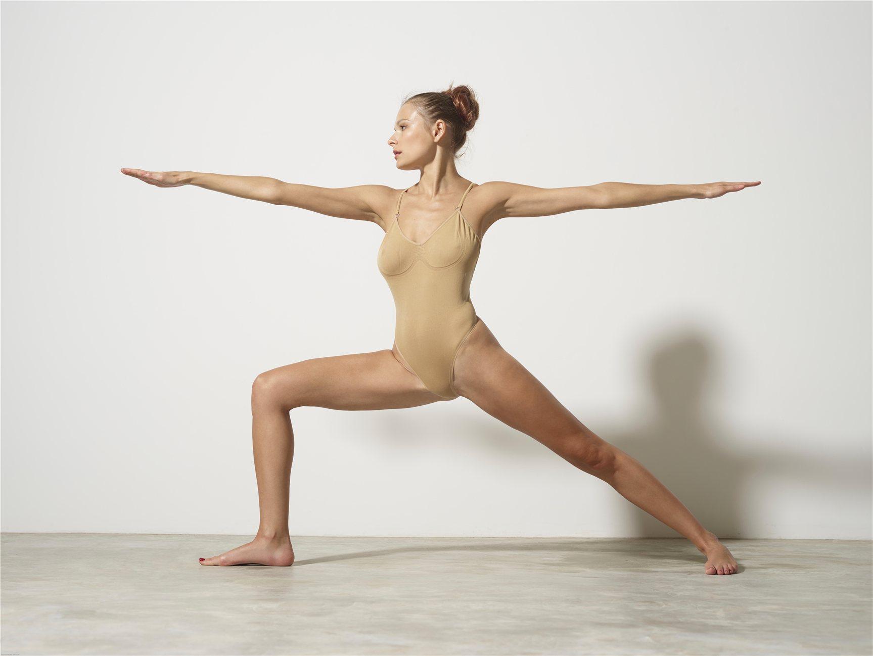 Юные гимнастки голые 30 фотография