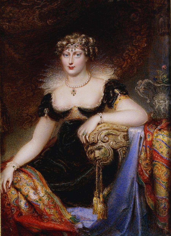 Принцесса Шарлотта Уэльса (1796-1817)  До августа 1814