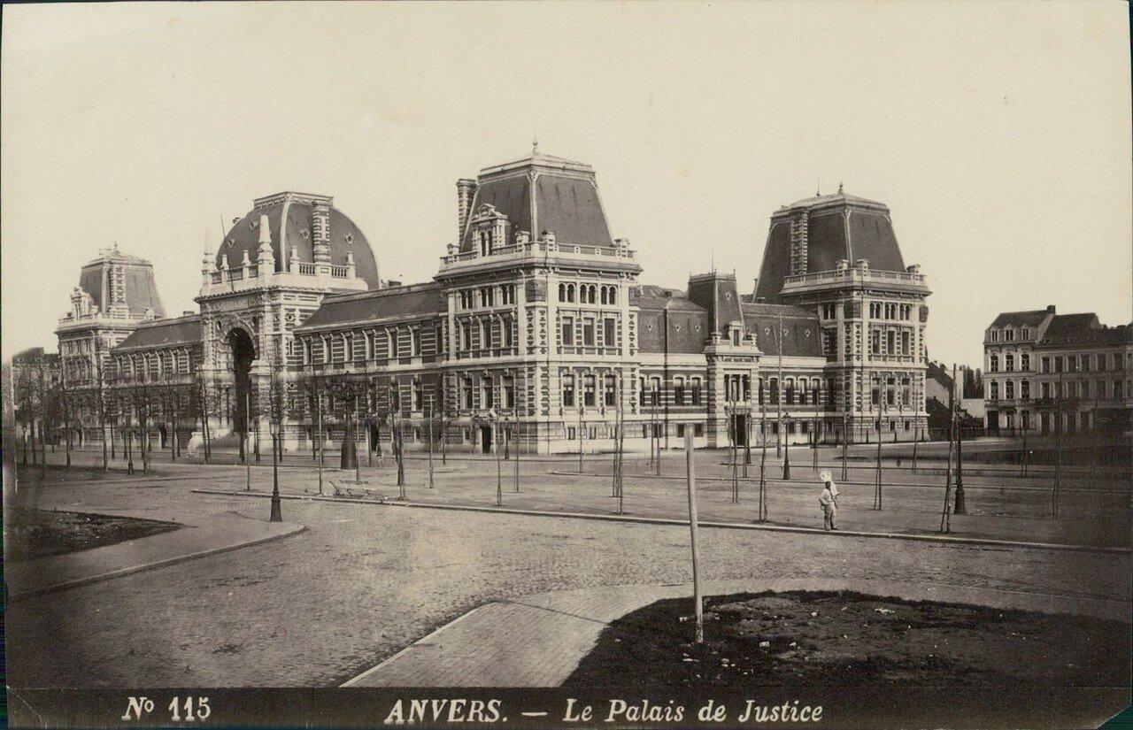1875. Дворец Правосудия
