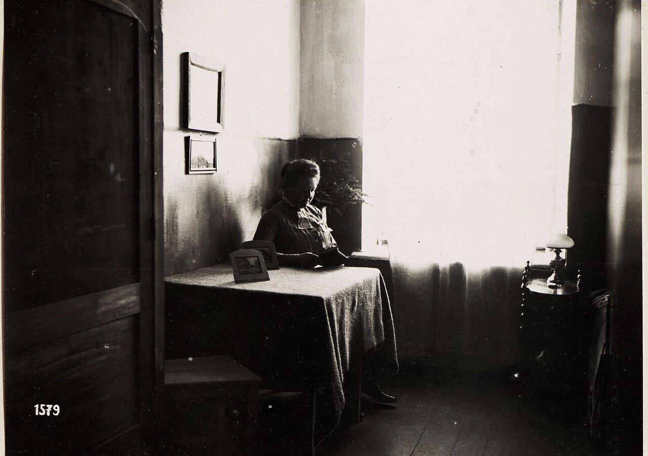 Институт Благородных Девиц. Домоправительница (1/IV.1918)