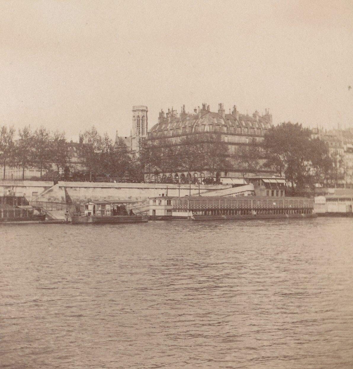 1880-е. Морские причалы