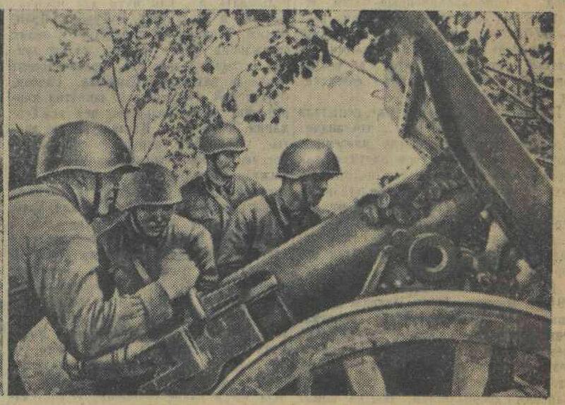 «Известия», 6 июля 1941 года, как русские немцев били, потери немцев на Восточном фронте, красноармеец 1941
