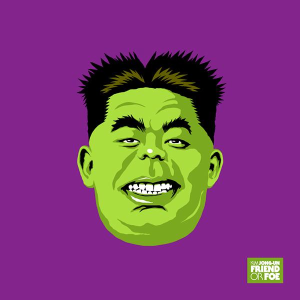 Kim Jong-Un  Friend or Foe, Butcher Billy80.png
