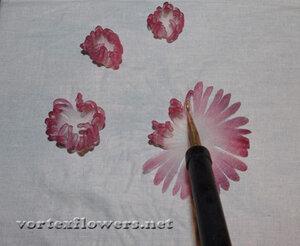 Мастер-класс. Хризантема из ткани «Изуми» от Vortex  0_fbf60_5a3d73d0_M