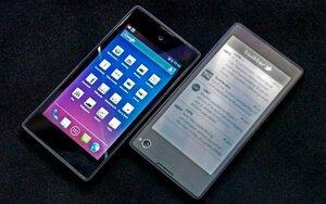В КНР создали копию российского YotaPhone