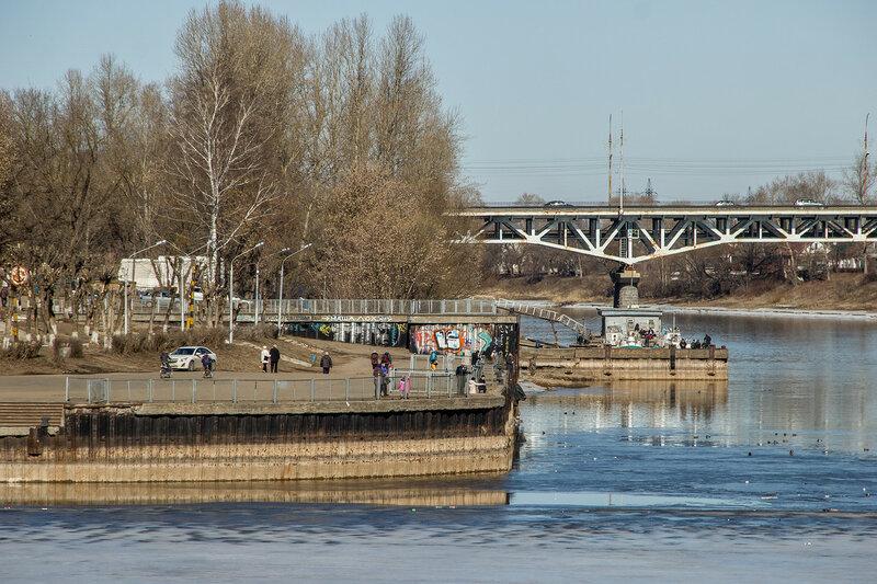 Пересохшие реки Твери