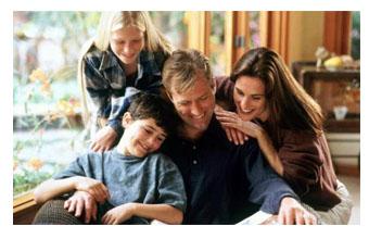 Семейные традиции картинка