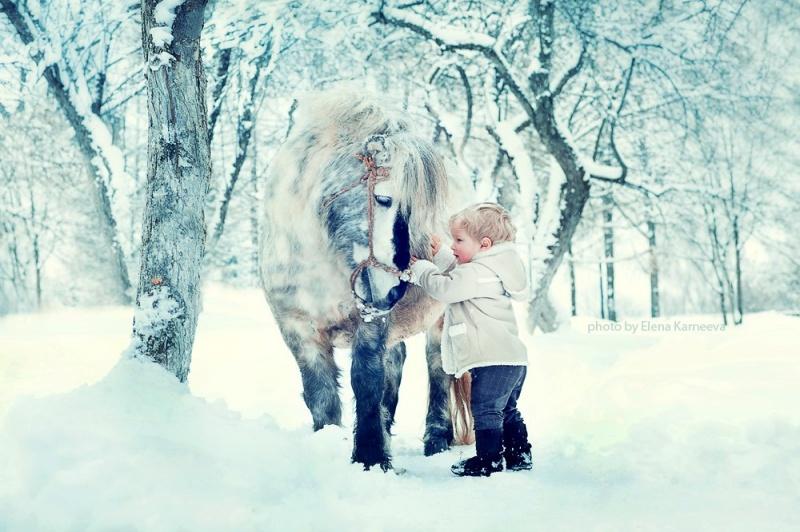 Зимняя сказка от детского фотографа 0 13630c 2b7851ec orig