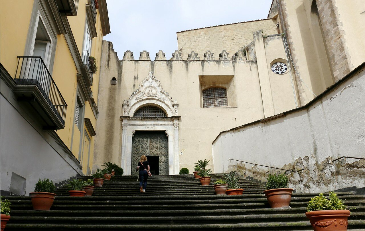 San Domenico Maggiore church, Naples