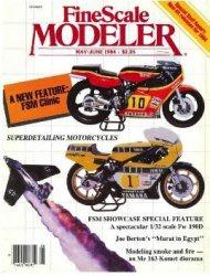 Журнал FineScale Modeler 1984-05/06