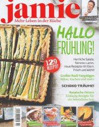 Журнал Jamie Oliver Magazin März - April 2014