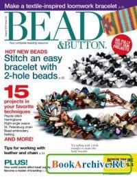 Журнал Bead & Button - August 2014