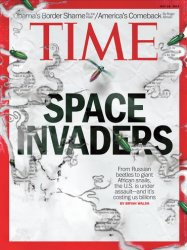 Time Magazine USA - 28 July 2014