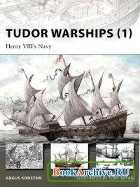Книга Tudor Warships.