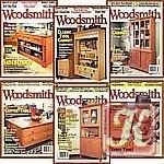Книга Woodsmith. Архив 2010