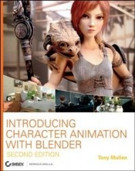 Книга Introducing Character Animation with Blender