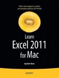 Книга Learn Excel 2011 for Mac
