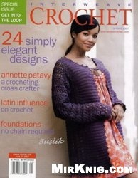 Журнал Interweave Crochet Spring 2007