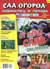 Журнал Журнал Сад, огород - кормилец и лекарь № 17 2015