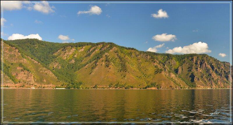 Байкальский берег