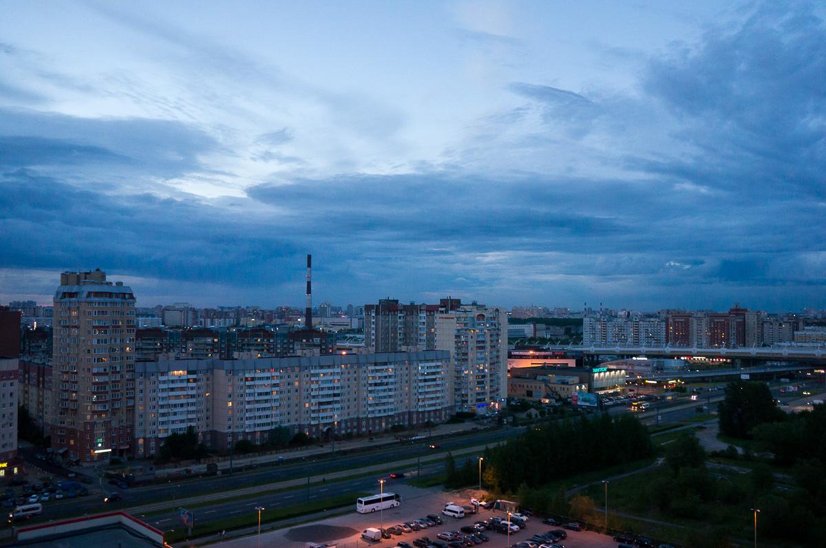Кольцевая автодорога (Санкт-Петербург) 20