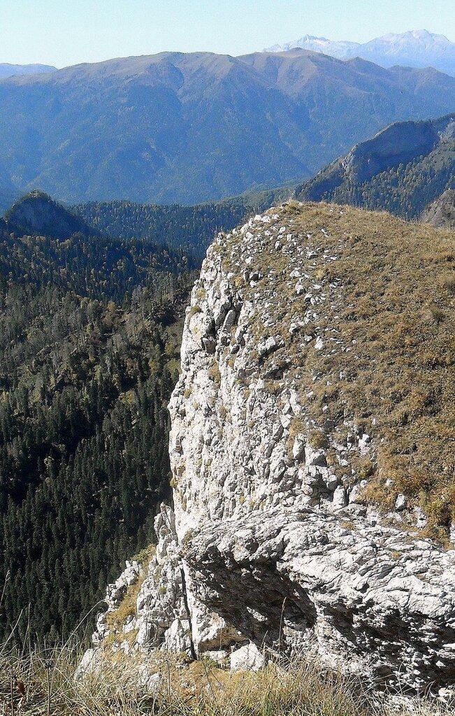 Кавказ, Адыгея, Большой Тхач, туризм, сентябрь 2012... SAM_3310 - копия.JPG