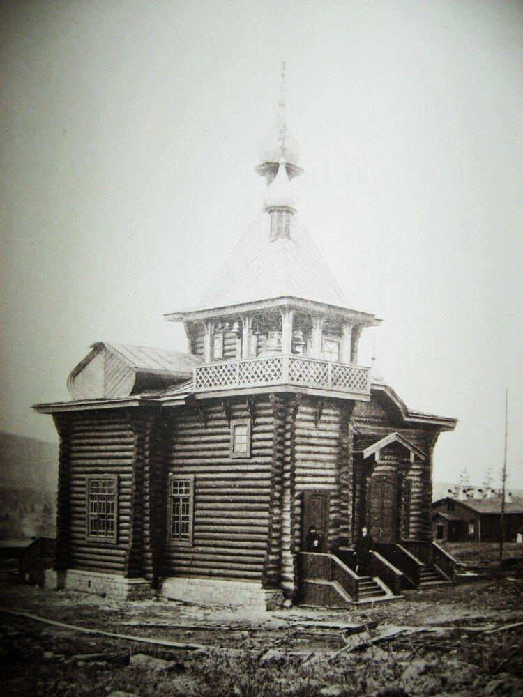 25. Церковь на станции Зилово