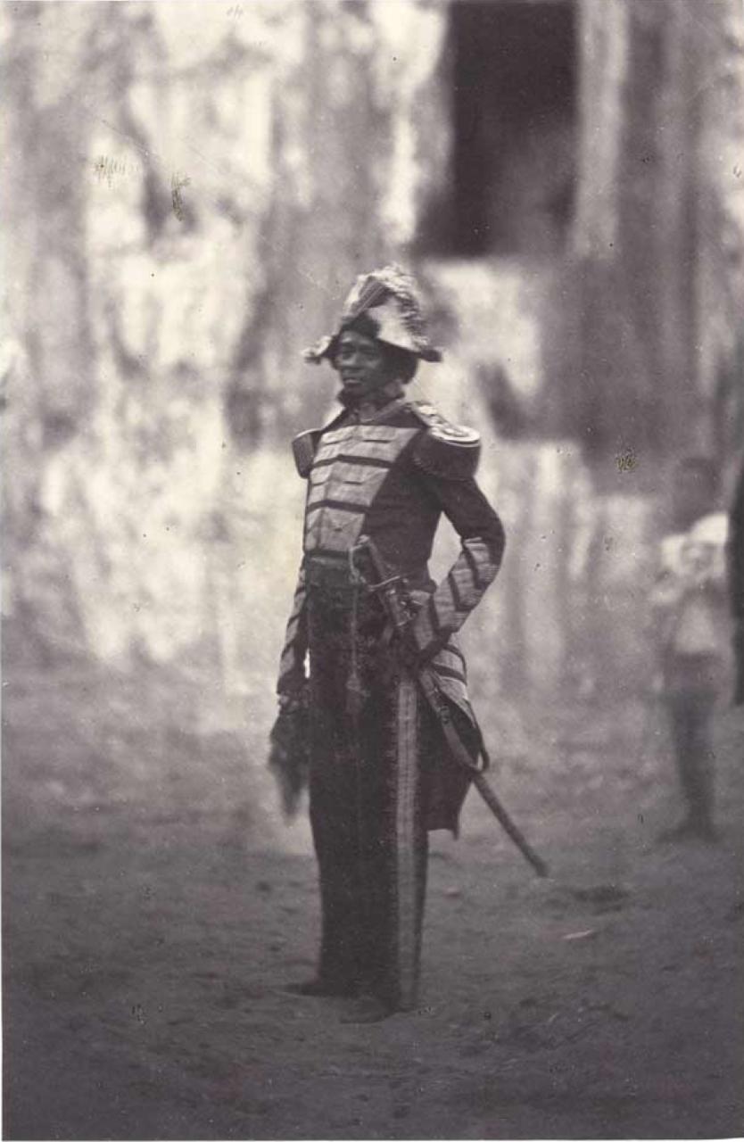 21. Андриан Мондроноу, губернатор Туамасина