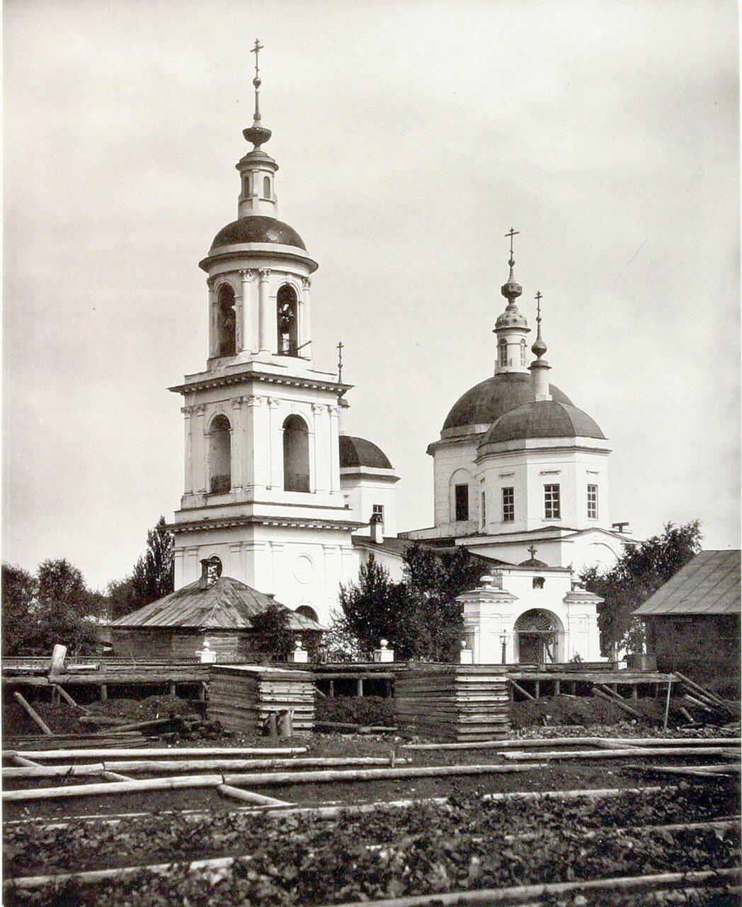 413. Церковь Тихвинской Божьей матери