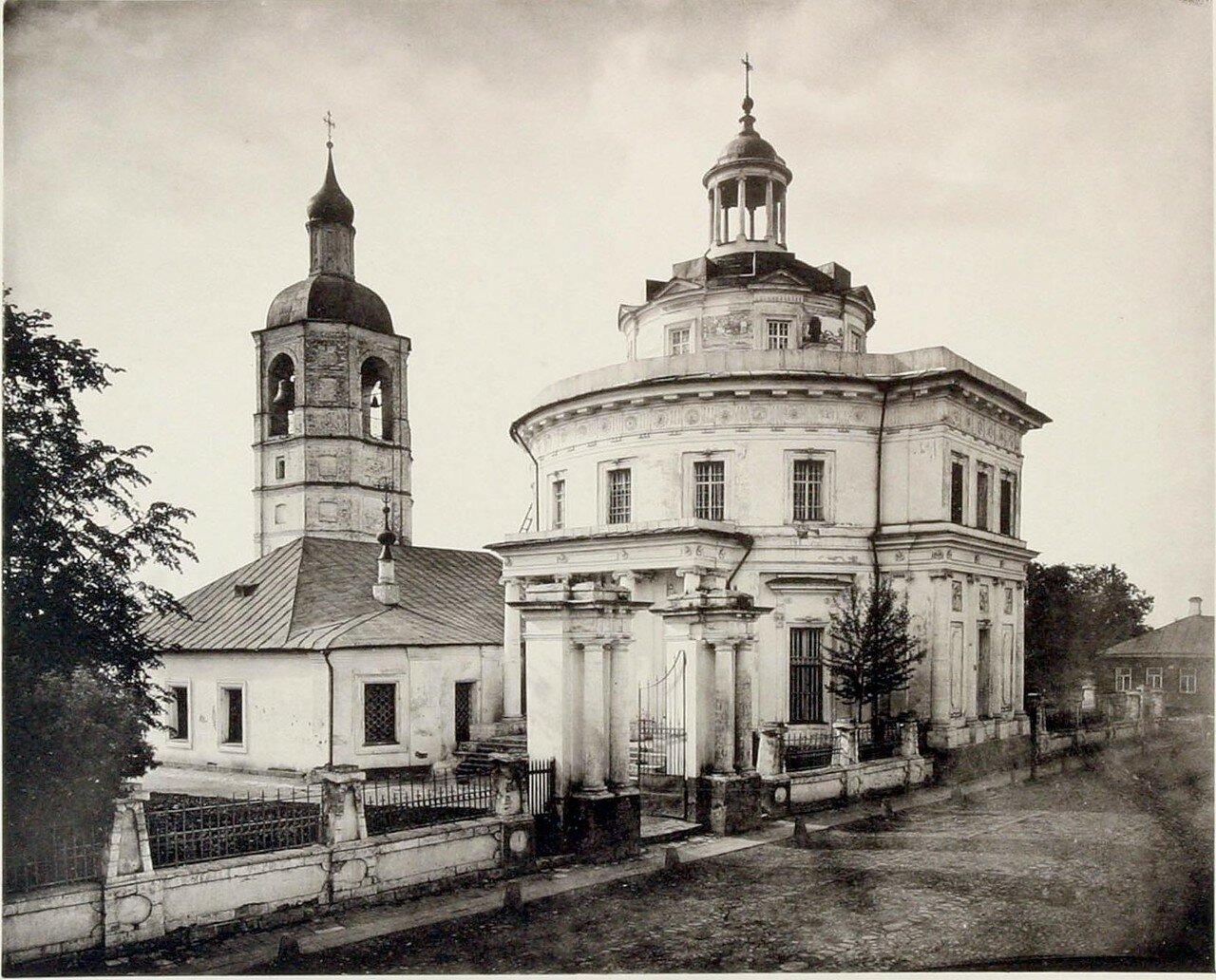 414. Церковь Филиппа Митрополита на 2-ой Мещанской