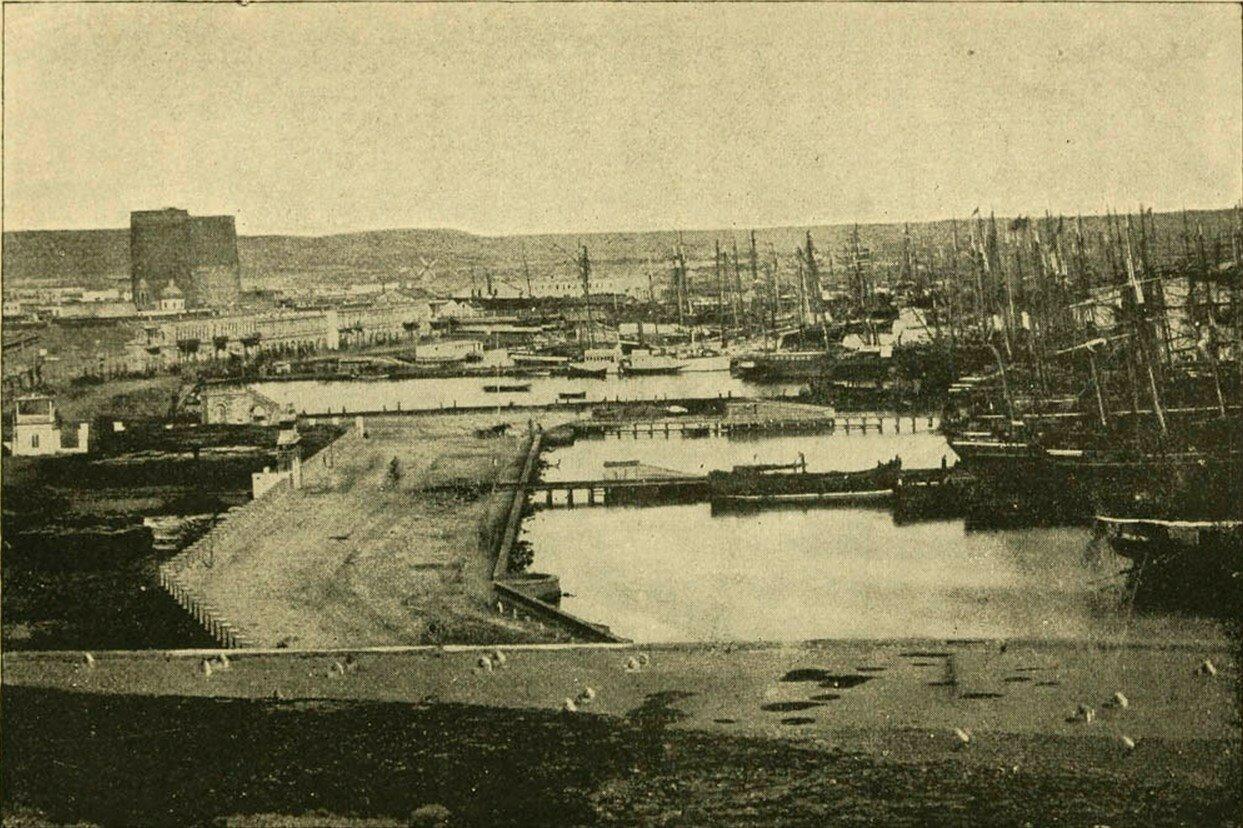 Набережная. 1882