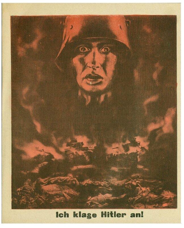 Сталинградская битва, как русские немцев били, потери немцев на Восточном фронте, пленные немцы, немцы в советском плену, немецкий солдат, листовки для немецких солдат, front-illustrierte fur deutschen soldaten