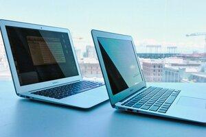 9 марта Apple представит новый ноутбук Retina MacBook Air