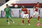 Спартак - Лудогорец 2:3 контрольный матч 2015