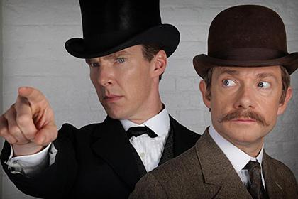Рождественский «Шерлок» возвратится в викторианскую эпоху