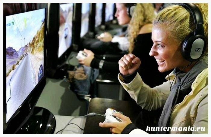 Компьютерные игры, развлечение для детей и взрослых