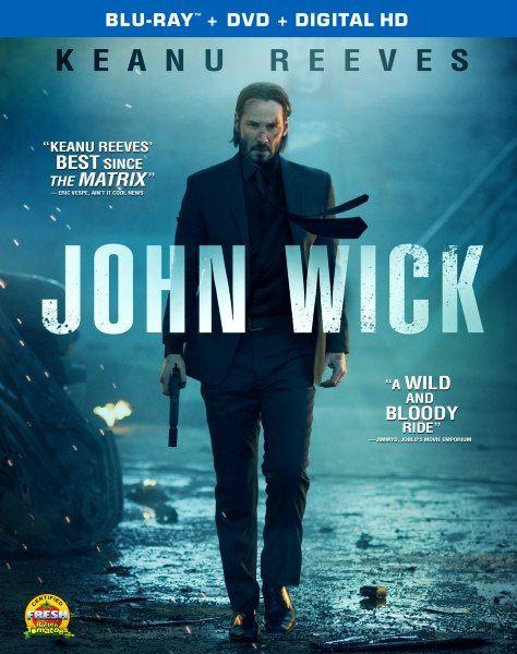 Джон Уик / John Wick (2014) BDRip + HDRip